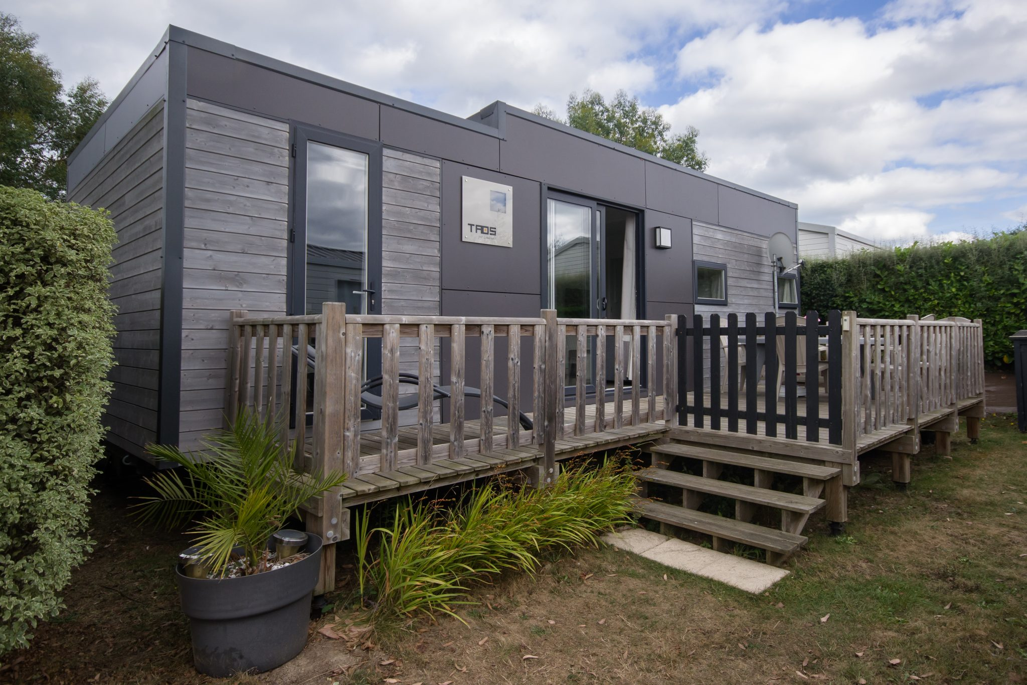 Mobile Home TAOS - Mobile Home Design - Camping Le Panoramic